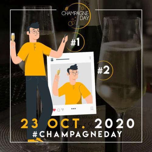 Champagne René Jolly Landreville