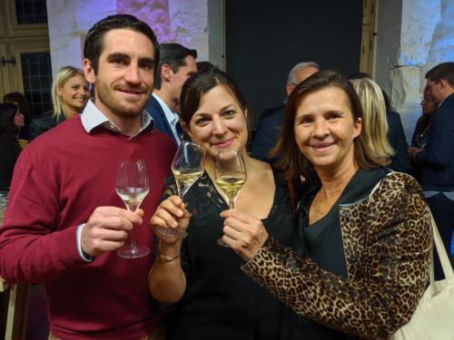 Champagne Day Ecole de Design 17 Octobre 2019