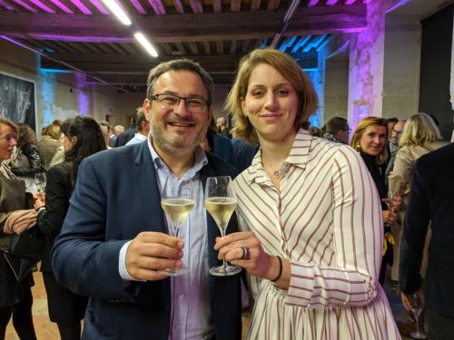 Champagne Day Ecole de Design 17 Octobre 2019