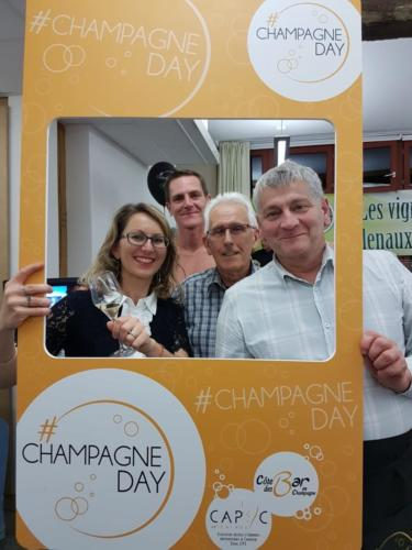 Champagne Day 2019