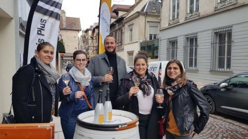 Les Riceys au Troyes fois Plus
